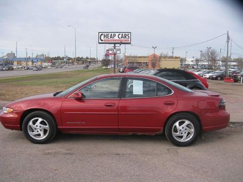1998 Pontiac Grand Prix for sale in Sioux Falls, SD