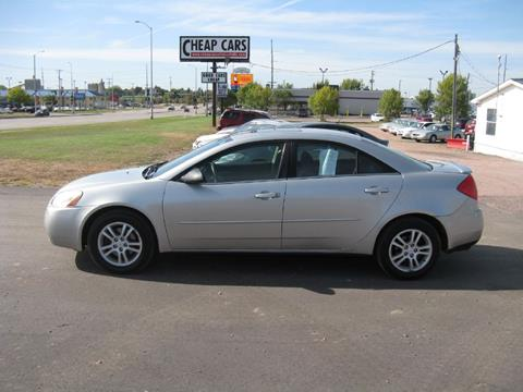 2005 Pontiac G6 for sale in Sioux Falls, SD