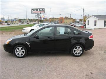2008 Ford Focus for sale in Sioux Falls, SD