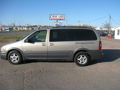 2003 Pontiac Montana for sale in Sioux Falls, SD