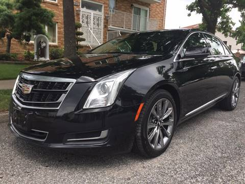 2016 Cadillac XTS Pro