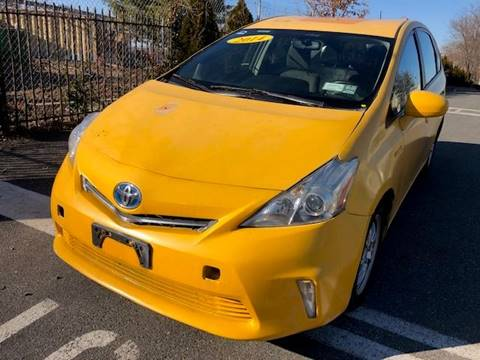 2014 Toyota Prius v for sale at CarNYC.com in Staten Island NY