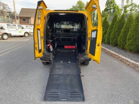 2016 Nissan NV200 for sale at CarNYC.com in Staten Island NY