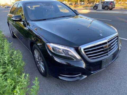2015 Mercedes-Benz S-Class for sale at CarNYC.com in Staten Island NY