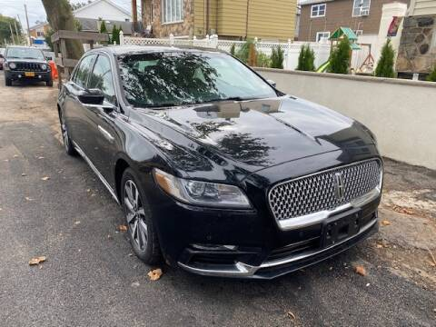 2018 Lincoln Continental for sale at CarNYC.com in Staten Island NY