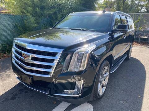 2018 Cadillac Escalade ESV for sale at CarNYC.com in Staten Island NY