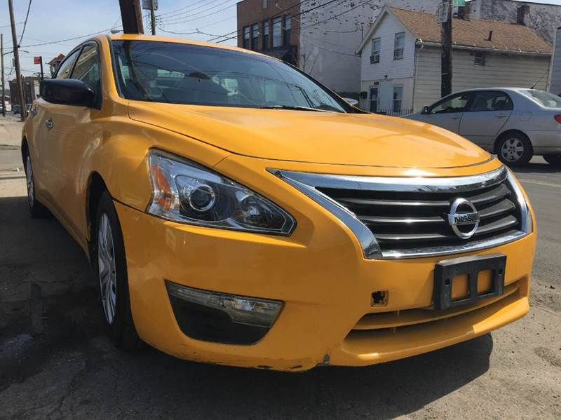 2014 nissan altima 25 s 4dr sedan in staten island ny cars from vehicle options sciox Gallery