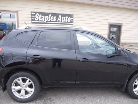 2008 Nissan Rogue for sale in Staples, MN