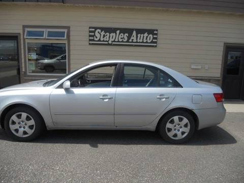 STAPLES AUTO SALES – Car Dealer in Staples, MN
