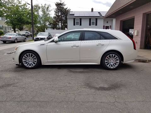 2010 Cadillac CTS for sale at Pat's Auto Sales in West Springfield MA