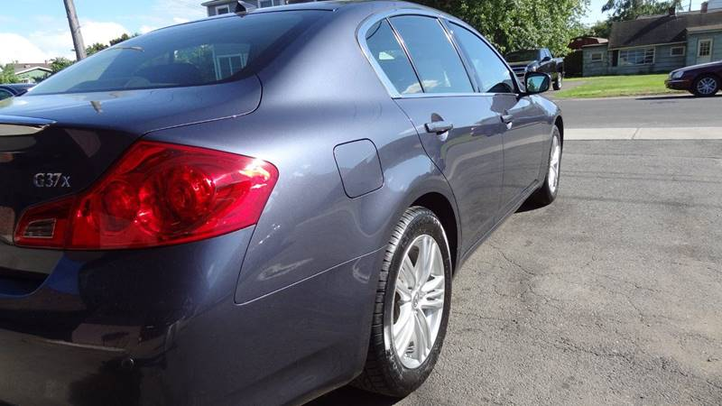 2012 Infiniti G37 Sedan for sale at Pat's Auto Sales in West Springfield MA