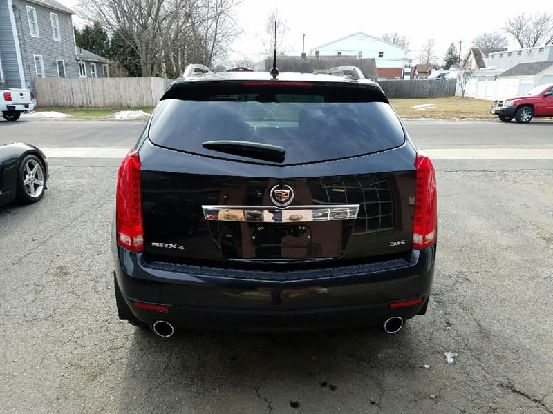 2012 Cadillac SRX for sale at Pat's Auto Sales in West Springfield MA