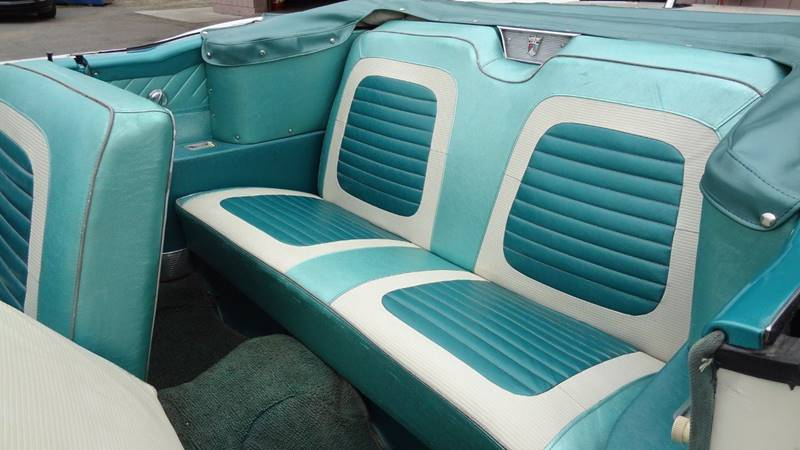 1959 Ford Fairlane 500 for sale at Pat's Auto Sales in West Springfield MA