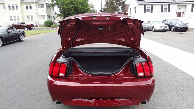 2004 Ford Mustang for sale at Pat's Auto Sales in West Springfield MA