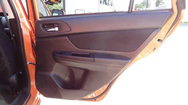 2014 Subaru XV Crosstrek for sale at Pat's Auto Sales in West Springfield MA