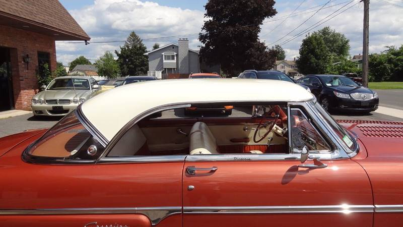1954 Ford Crestline for sale at Pat's Auto Sales in West Springfield MA