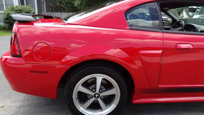 2003 Ford Mustang for sale at Pat's Auto Sales in West Springfield MA