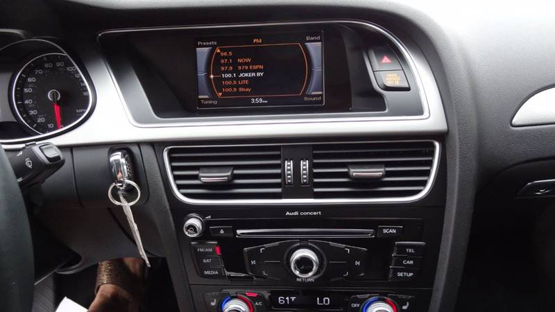 2015 Audi A4 for sale at Pat's Auto Sales in West Springfield MA