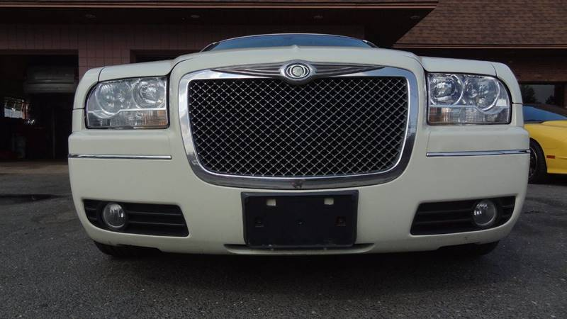 2008 Chrysler 300 for sale at Pat's Auto Sales in West Springfield MA