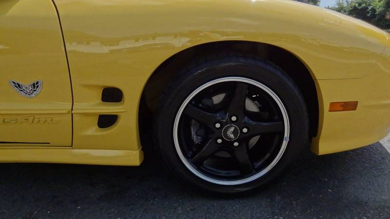 2002 Pontiac Firebird for sale at Pat's Auto Sales in West Springfield MA