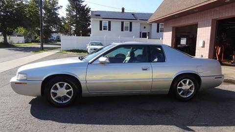 2001 Cadillac Eldorado for sale in West Springfield, MA