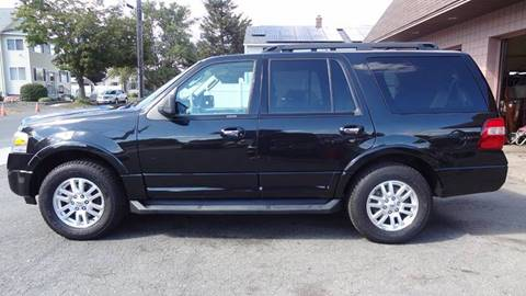 2012 Ford Expedition for sale at Pat's Auto Sales in West Springfield MA