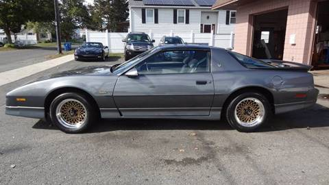 1988 Pontiac Firebird for sale at Pat's Auto Sales in West Springfield MA