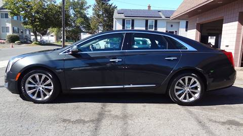 2013 Cadillac XTS for sale at Pat's Auto Sales in West Springfield MA