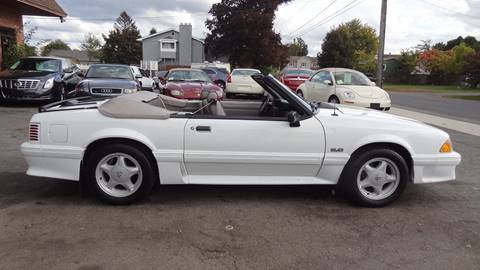 1992 Ford Mustang for sale in West Springfield, MA