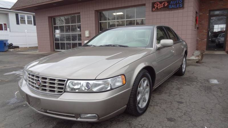 Cadillac Seville SLS In West Springfield MA Pats Auto Sales - Cadillac dealers ma