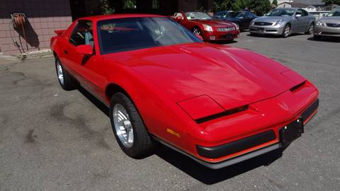 1988 Pontiac Firebird for sale in West Springfield, MA