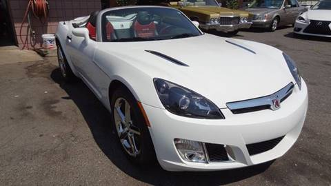 Exceptional 2007 Saturn SKY For Sale In West Springfield, MA