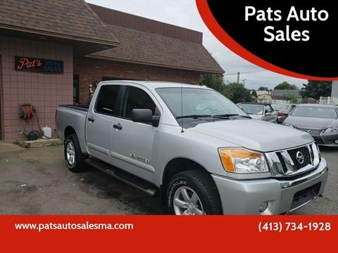 Delightful 2014 Nissan Titan For Sale In West Springfield, MA