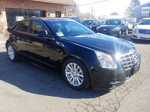 2012 Cadillac CTS for sale at Pat's Auto Sales, Inc. in West Springfield MA