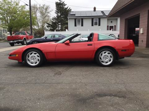 Chevrolet Corvette For Sale in West Springfield, MA - Pats