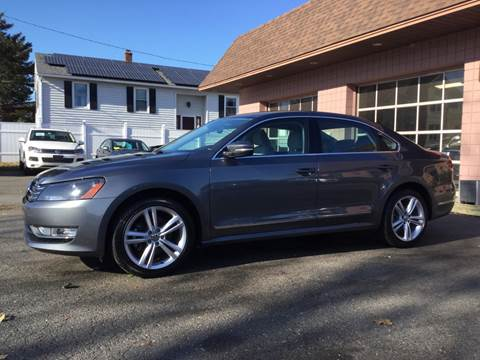 2014 Volkswagen Passat for sale in West Springfield, MA