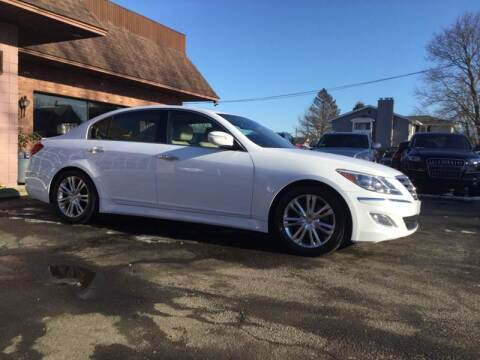 2014 Hyundai Genesis for sale at Pat's Auto Sales, Inc. in West Springfield MA