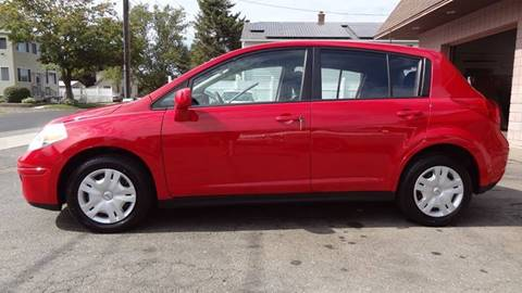 2012 Nissan Versa for sale in West Springfield, MA