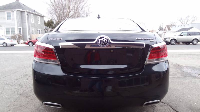 2010 Buick LaCrosse for sale at Pat's Auto Sales in West Springfield MA