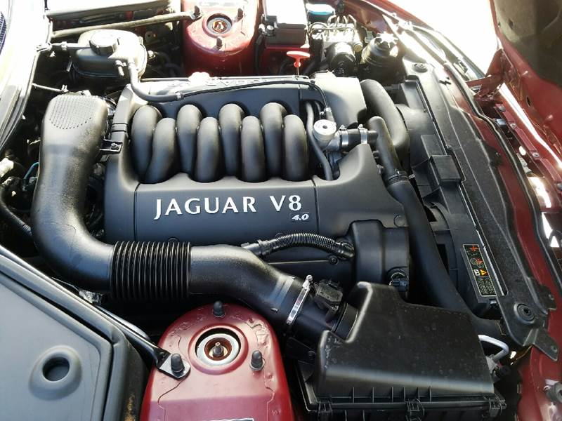 2000 Jaguar XK-Series for sale at Pat's Auto Sales in West Springfield MA