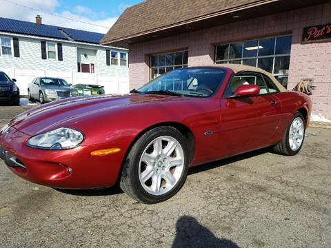 2000 Jaguar XK-Series for sale in West Springfield, MA