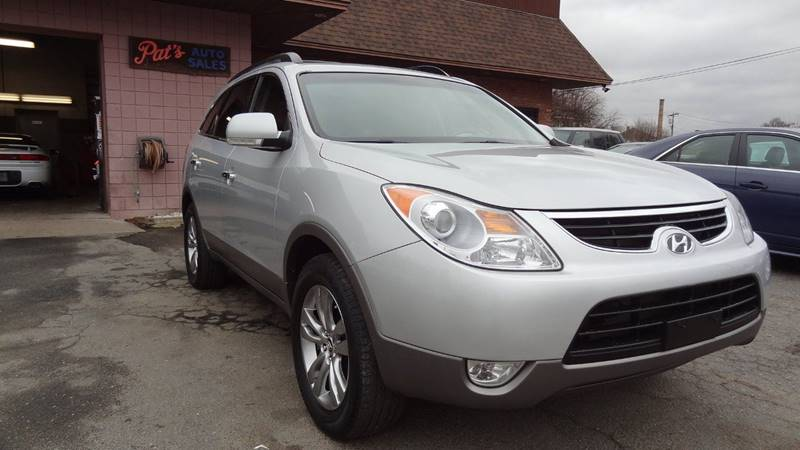 2012 Hyundai Veracruz for sale at Pat's Auto Sales in West Springfield MA