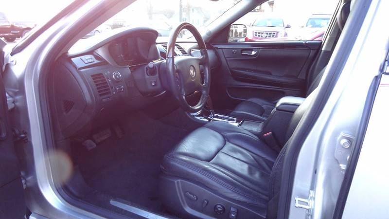 2010 Cadillac DTS for sale at Pat's Auto Sales in West Springfield MA