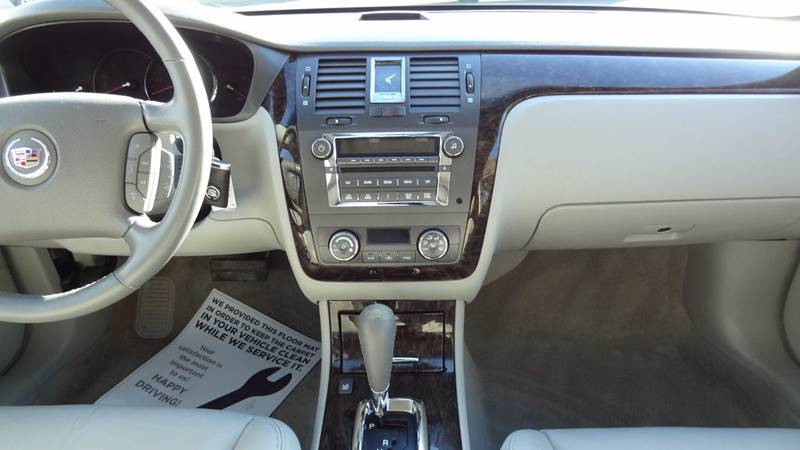 2011 Cadillac DTS for sale at Pat's Auto Sales in West Springfield MA
