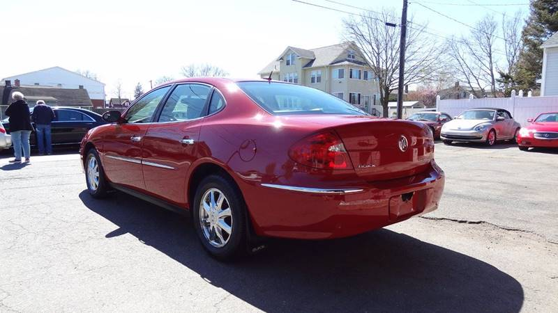 2008 Buick LaCrosse for sale at Pat's Auto Sales in West Springfield MA