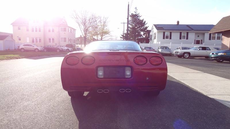 2002 Chevrolet Corvette for sale at Pat's Auto Sales in West Springfield MA