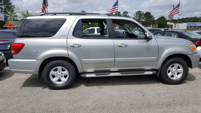 2006 Toyota Sequoia SR5 4dr SUV - North Charleston SC