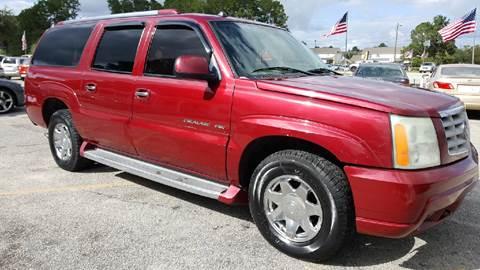 2004 Cadillac Escalade ESV for sale in North Charleston, SC