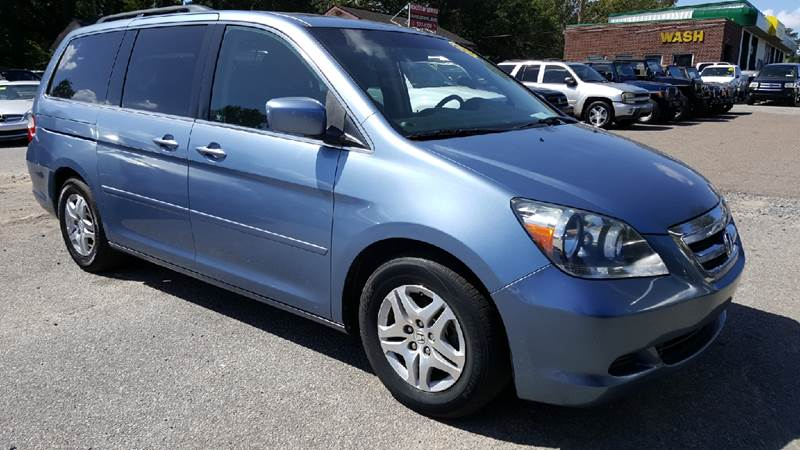 2007 Honda Odyssey For Sale At Rodgers Enterprises Of Summerville Inc. In North  Charleston SC