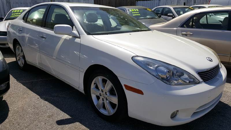 2005 Lexus ES 330 For Sale At Rodgers Enterprises Of Summerville Inc. In  North Charleston